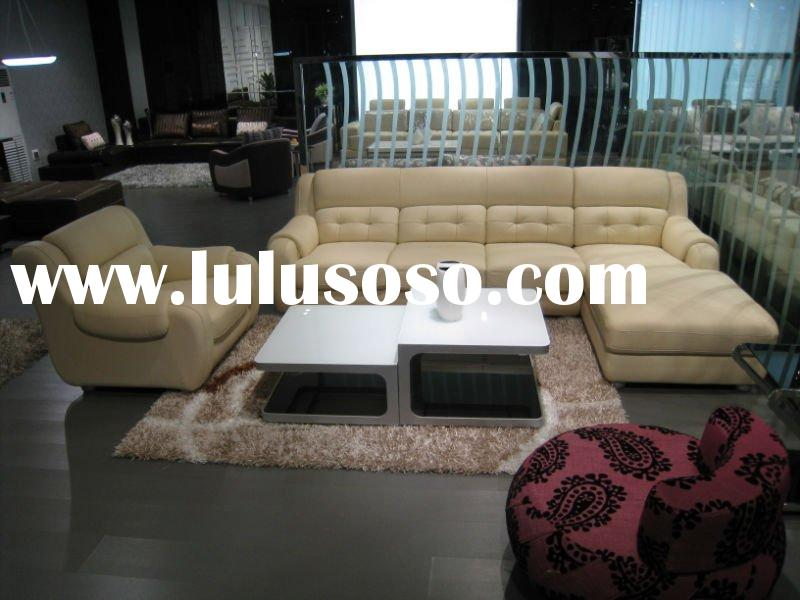leather sofa polish/hot sale leather sofa/ modern design furniture
