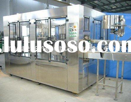 mineral water filling machine 3 in 1