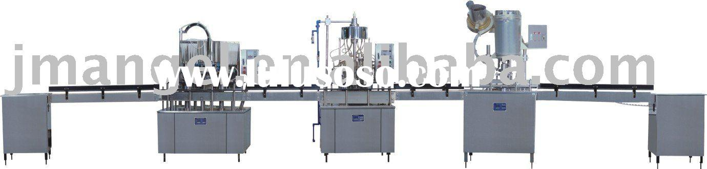 mineral water filling machine/machinery (3 in 1)