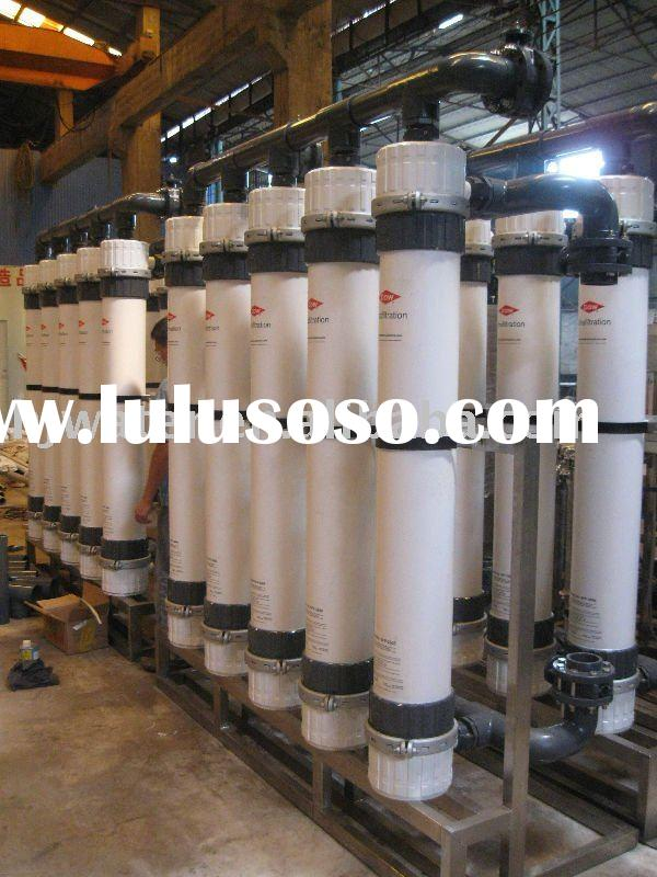 mineral water treatment plant(ultrafiltration membrane)