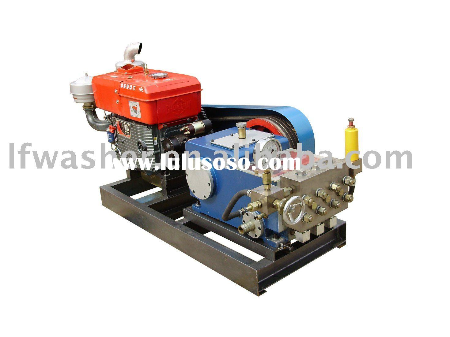 water jet machine, sewage cleaner, high pressure washer