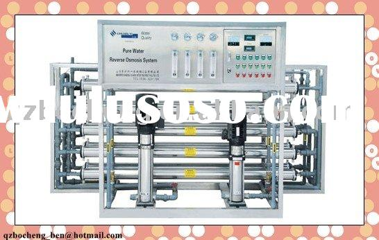 water purifying equipment softener