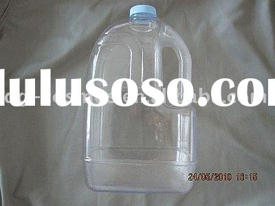 1 Gallon Plastic Water Bottle with Handle(BPA Free)