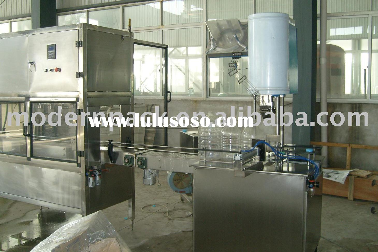 3-10L bottled drinking water production line