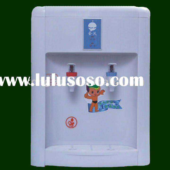 Bottleless Table Top Water Cooler ,Cold and Hot Water Dispenser
