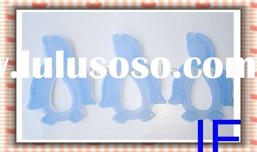 Healthy Silicone Rubber Baby Soothers
