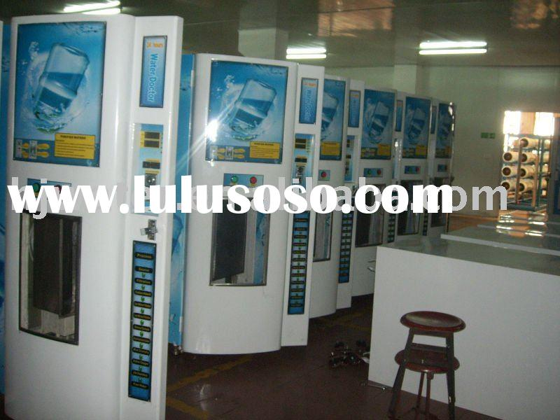 automatic purified water dispenser