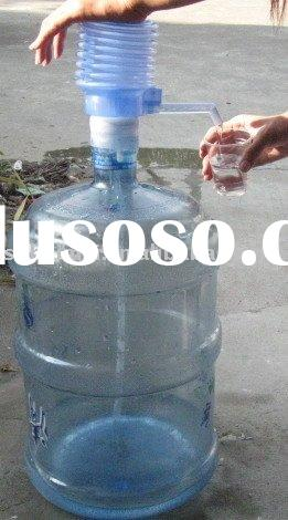 manual water dispenser for 19L water bottle & water pump