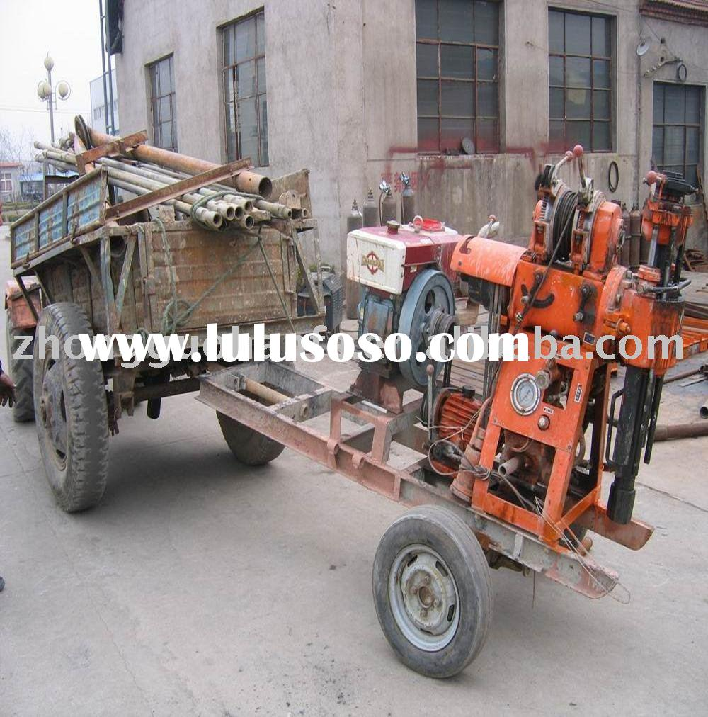 most economic and practical HF130 water drilling equipment