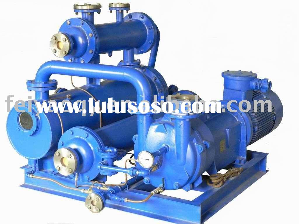 water cycle 2BW series liquid ring vacuum pump system