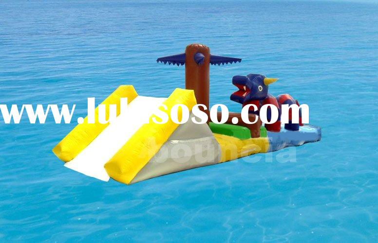water inflatables, water parks, water toys