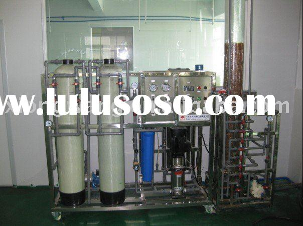 water treatment line