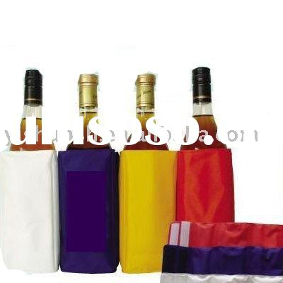 wine cooler ice pack bottle cooler