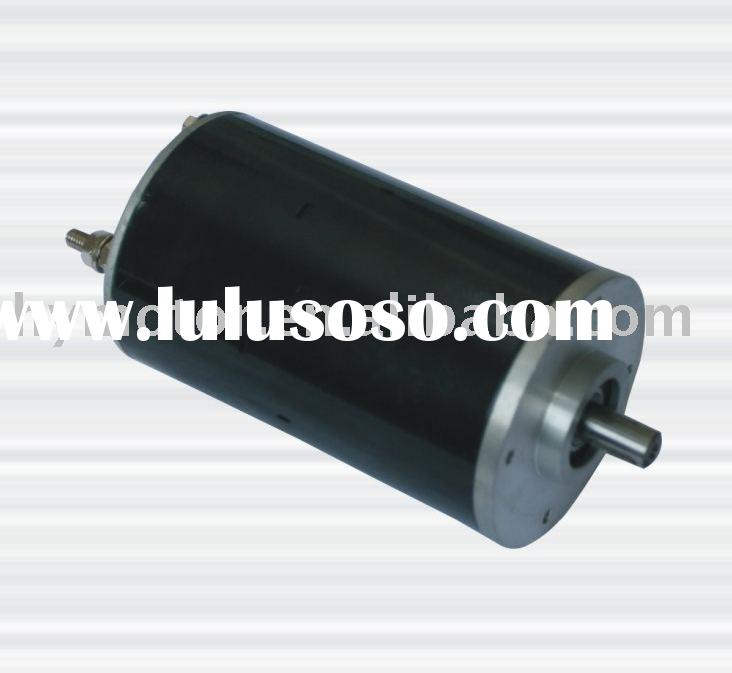 12V hydraulic unit.HY61054 dc motor   oil pump dc motors