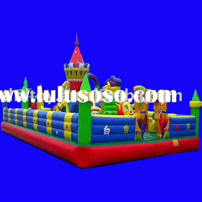 2011 Best selling large inflatable games
