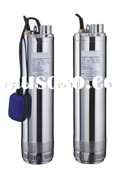 5 Inch Stainless Steel Monoblock Submersible Pumps, SCm