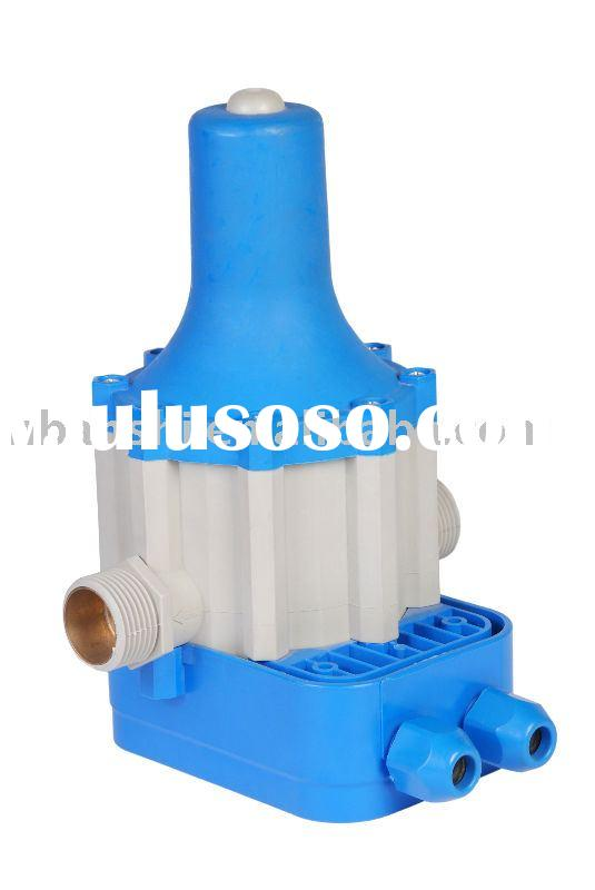 Automatic pump control for water pumps