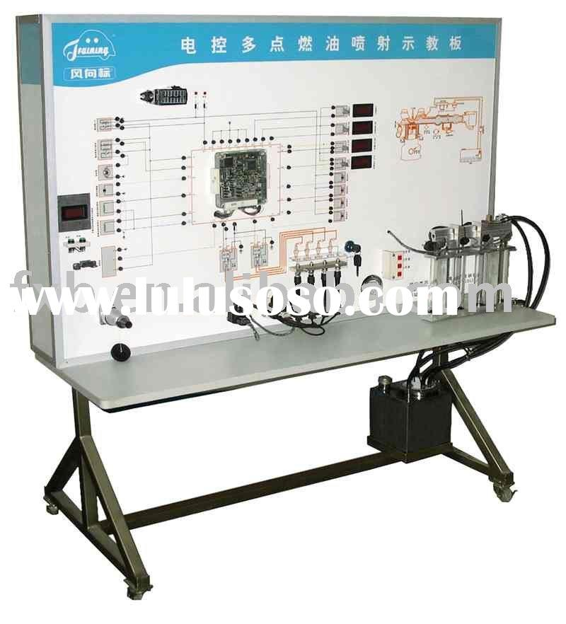 Automobile training equipment(fuel injection system)