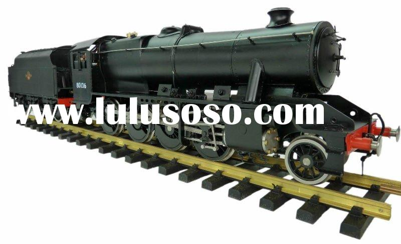 Brass Model Train