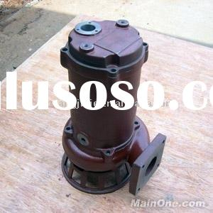 Cast iron submersible water pump