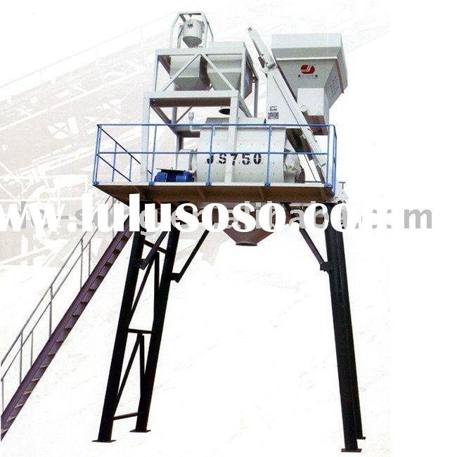 Double Axle Concrete Mixer, Concrete Mixing Machine, Concrete Macking Machine