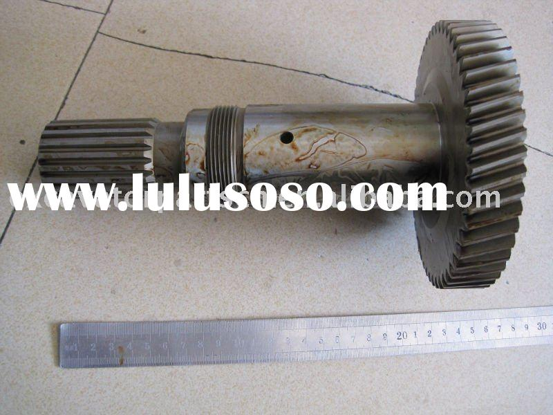Excavator parts: drive shaft of Caterpillar, Hitachi, Kobelco, Daewoo, Komatsu