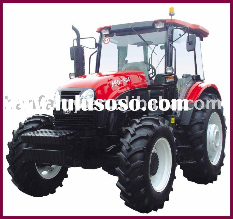 Four-wheel Farm Tractor YTO-904 with E3 mark