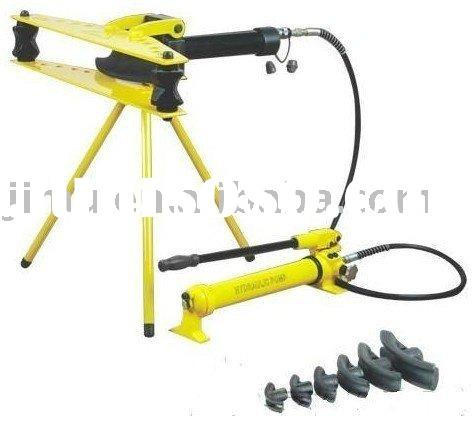Hand pump hydraulic pipe tube bending tool