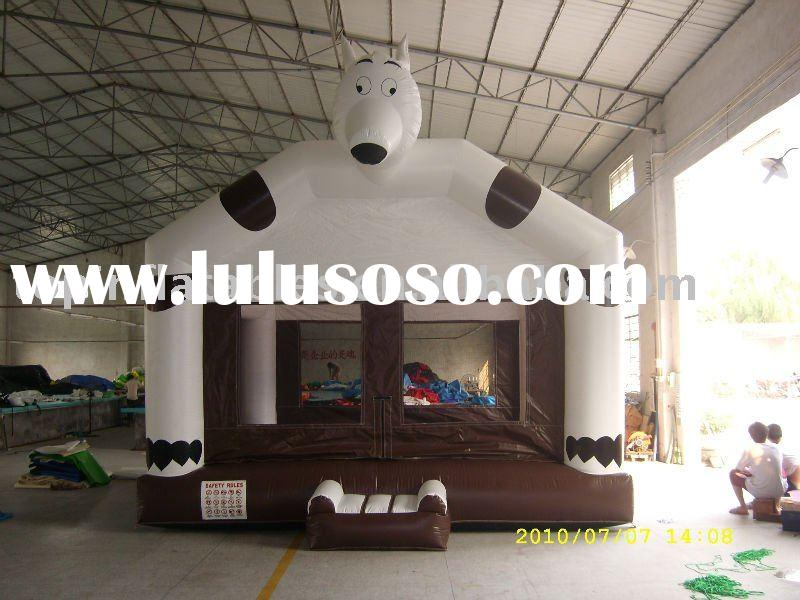 Inflatable sporting/inflatable sport games/inflatable bouncer sport 2011