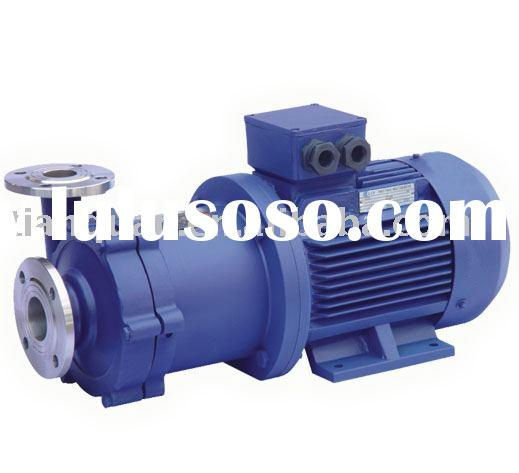 Magnetic Driving Centrifugal Pump(chemical pump)