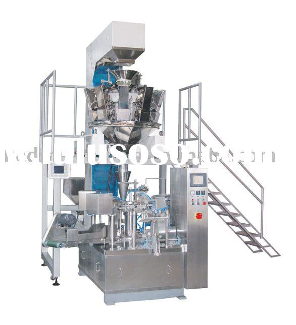 Massiveness Rotary packing machine