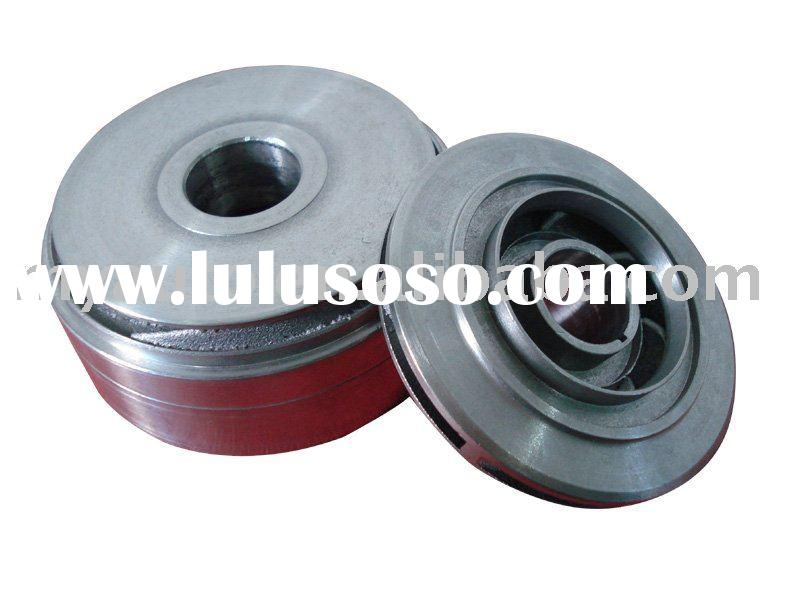 Multistage Impeller And Diffuser For Submersible Oil Pump