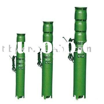 QJ series deep-well submersible pump