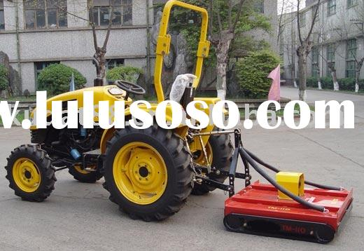 Spain style Topper Mower, Tractor PTO Shaft driven type