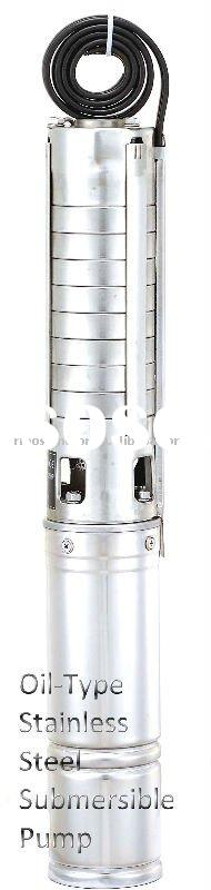 Submersible Motor - Single-Phase,50Hz,2-Wire(Oil Type)