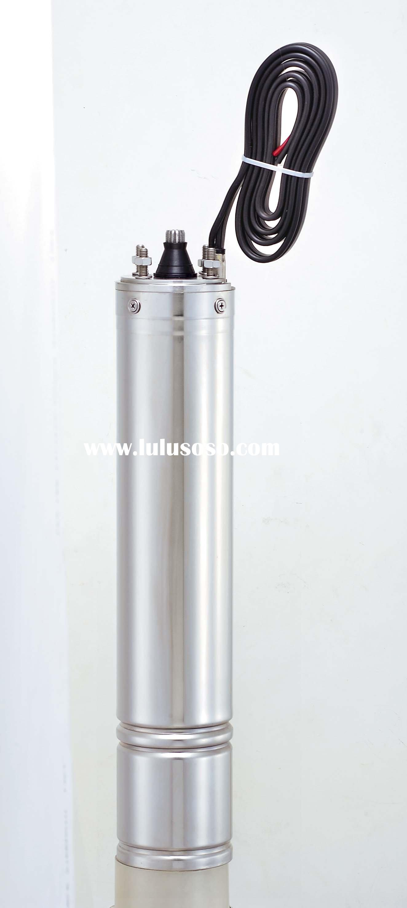 Submersible Pump Canned Motor