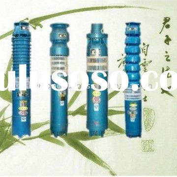 Wear-Resisting  deep bore well submersible water pump for Pakistan