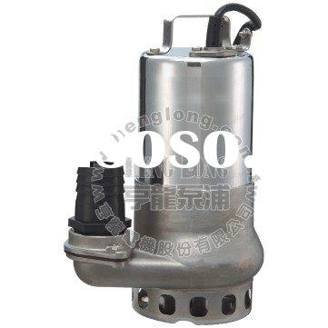 (Hydraulic Pump) Portable Stainless Steel Submersible Pump