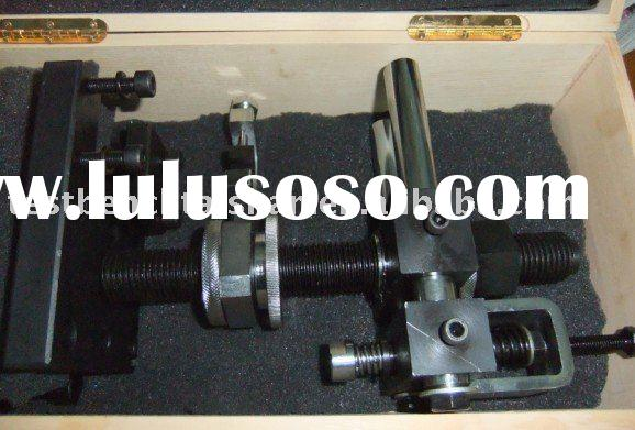 diesel engine common rail fuel injection injector disassemble and installation stage tool