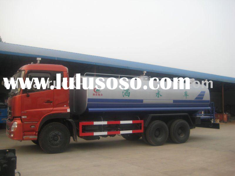 sprinkler truck can carrying water price
