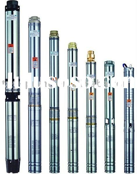 stainless steel submersible deep well pump/borehole pump