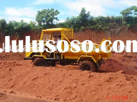 tractor  (3ton, 4*4, hydraulic tipping)