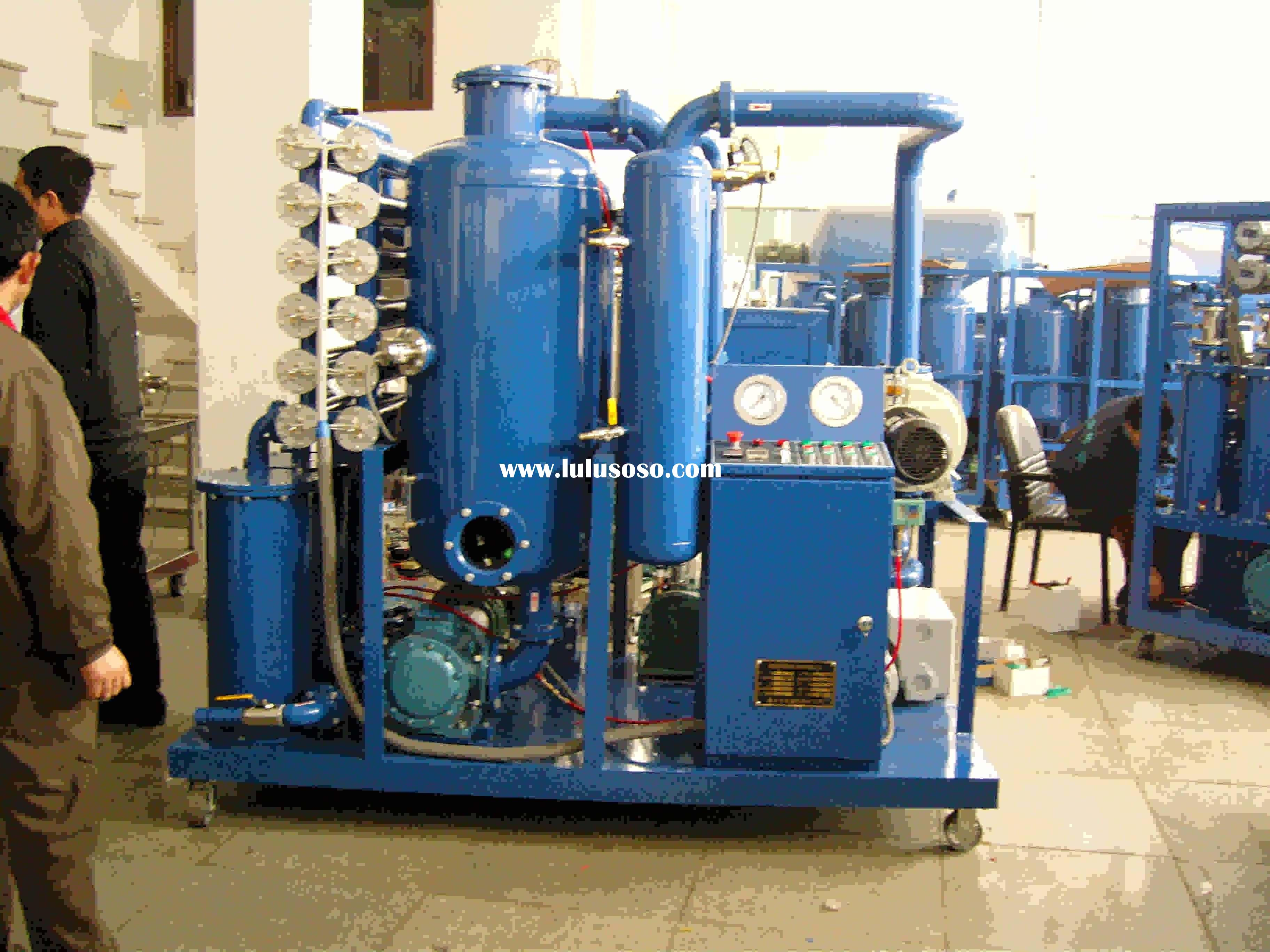 turbine oil hydraulic oil purifier--JT advanced used turbine oil purifier