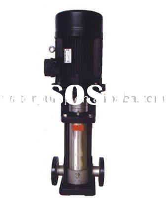 2011 Vertical multistage centrifugal pump
