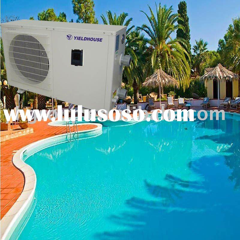 2012 Newly High Quality Swimming Pool Heating Cooling Equipment System Yieldhouse For Sale