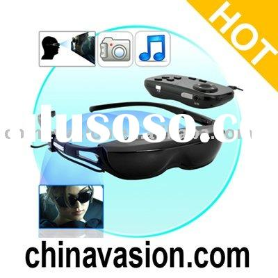40 inch Virtual Screen Video Glasses - Movies, Games