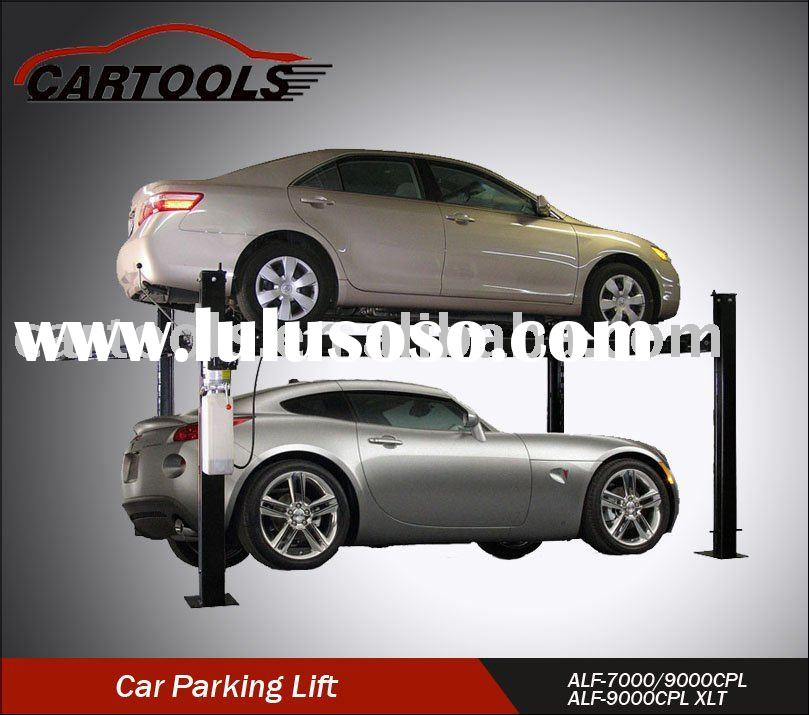 4 post auto parking lift,hydraulic hoist