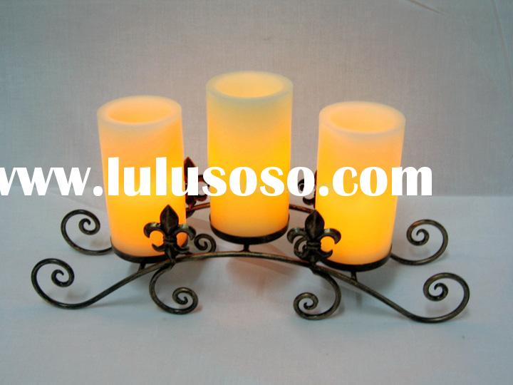 Battery Operated LED Flameless Candle