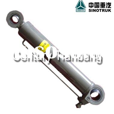 CNHTC HOWO TRUCK BODY PARTS: howo truck hydraulic cylinder