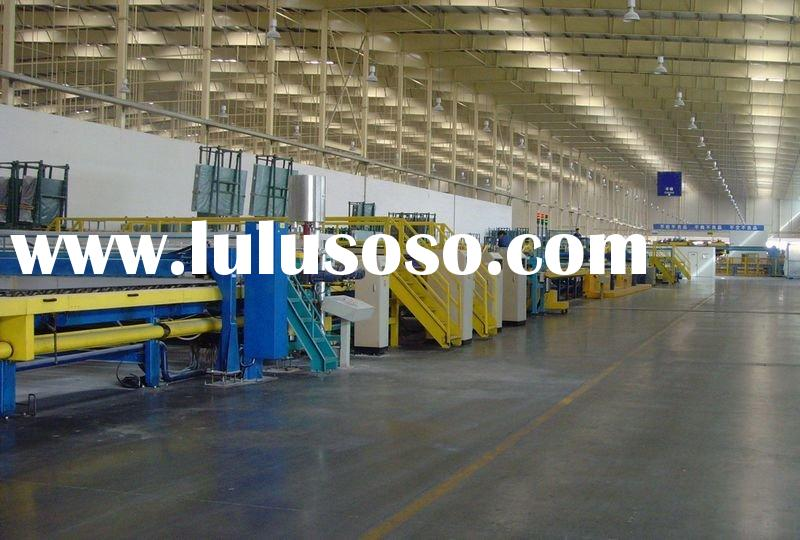 Cold end equipment for float glass production line